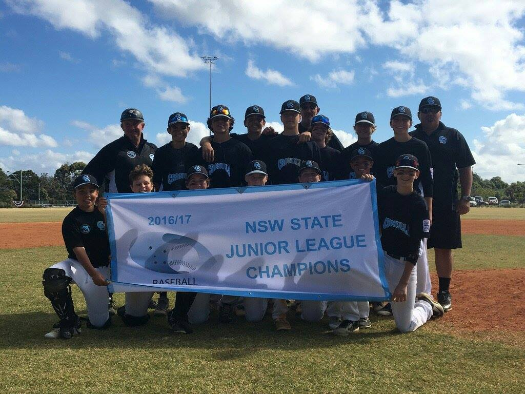 Junior League State Champions 2017